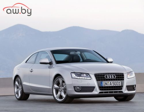 Audi A5 Coupe 2.7 TDI multitronic