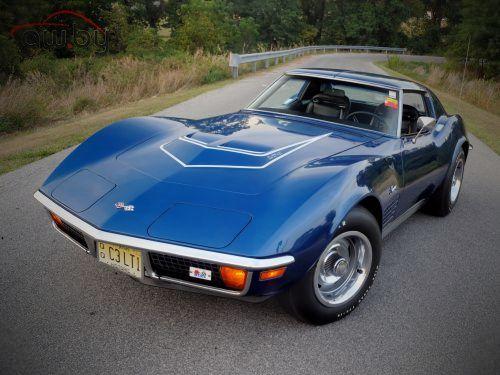 Corvette C3 Coupe 7.5