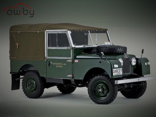 Land Rover Series I  2.0