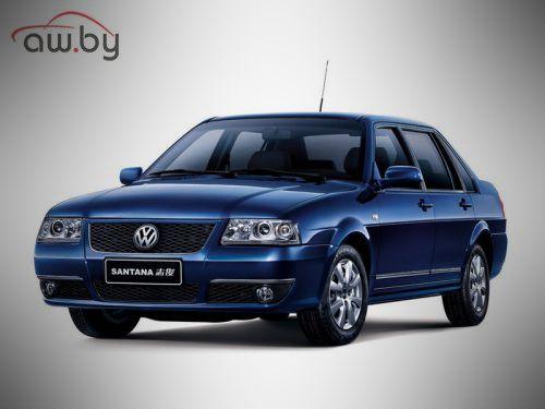 Volkswagen Santana BR 2.0