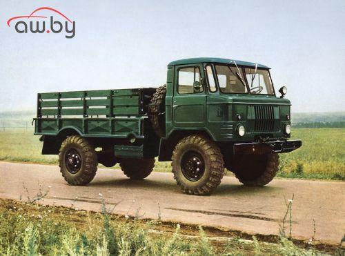 ГАЗ 66  01