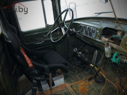 Ремонт кабины зил 130
