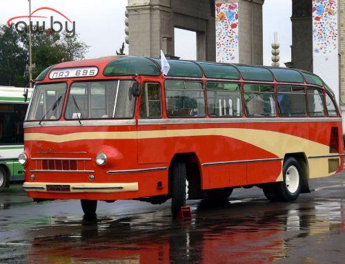 ЛАЗ 695  ЗИЛ-508.10