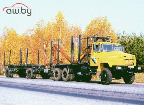 КрАЗ 6133  ЯМЗ-238ДE2