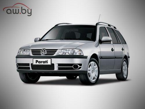 Volkswagen Parati   1.0