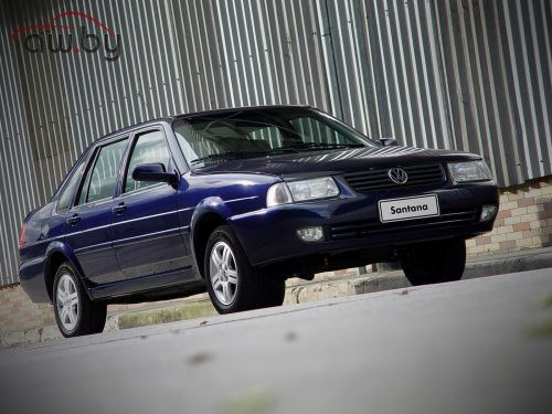 Volkswagen Santana RC 1.8 Long