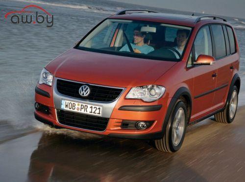 Volkswagen CrossTouran   2.0 TDI