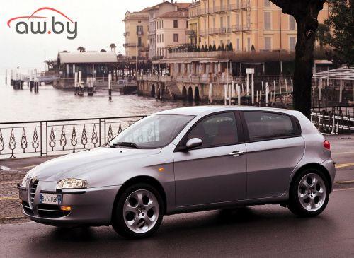 Alfa Romeo 147 5 d 1.6 T.Spark 16V Veloce