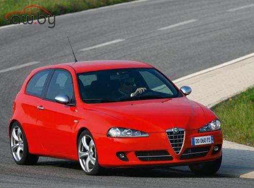 Alfa Romeo 147 3-door 1.6 T.Spark 16V