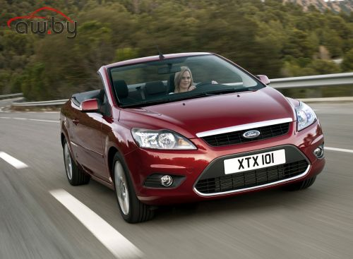 Ford Focus IIf Coupe-Cabriolet 2.0 TDCi