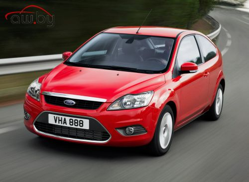 Ford Focus IIf 3d Hatchback 1.8 TDCi