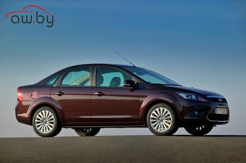 Ford Focus IIf Sedan 2.0 AT
