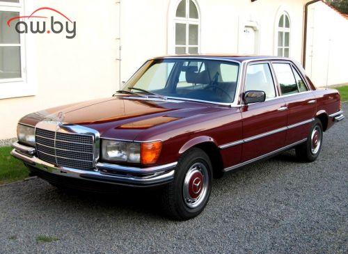 Mercedes S W116 350 SE,SEL
