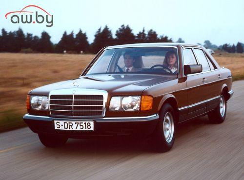 Mercedes S W126 500 SE