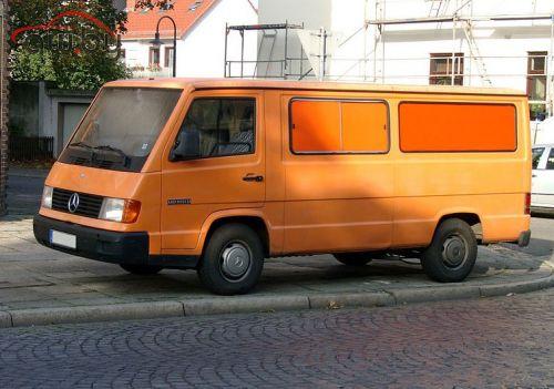 Mercedes 100 631 Bus 2.4 D