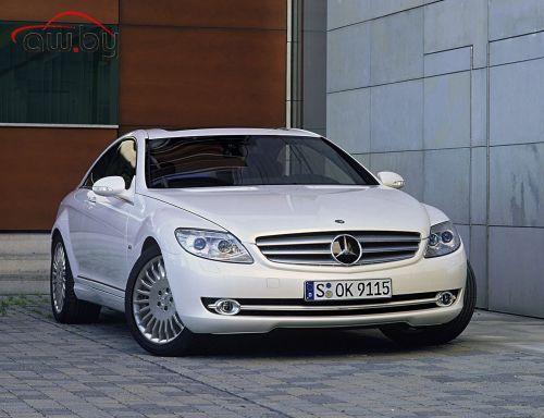 Mercedes CL  W216 63 AMG