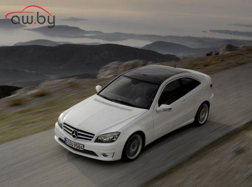 Mercedes CLC СL203 200 Kompressor