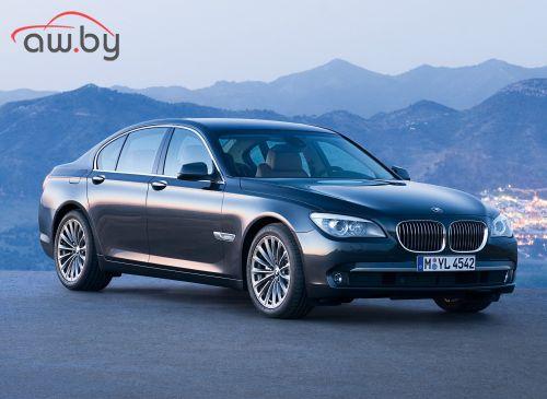 BMW 7 series  F01 730d