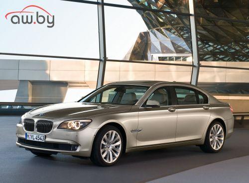 BMW 7 series  F02 750Li