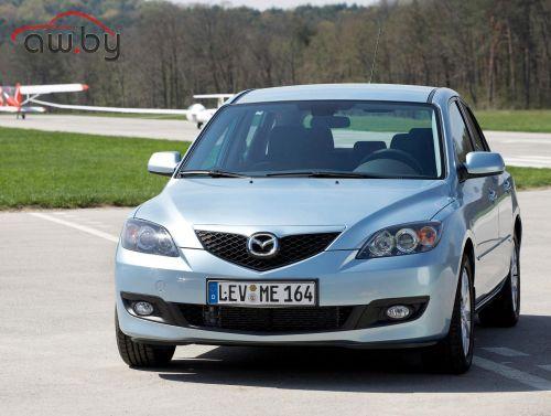 Mazda 3 Hatchback 1.6 TDI