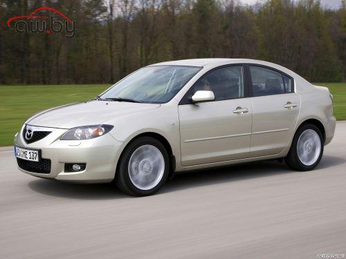 Mazda 3 Sedan 2.0 S-VT