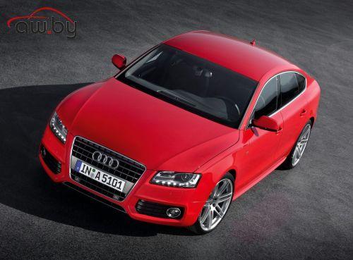 Audi A5 Spotback 2.0 TDI