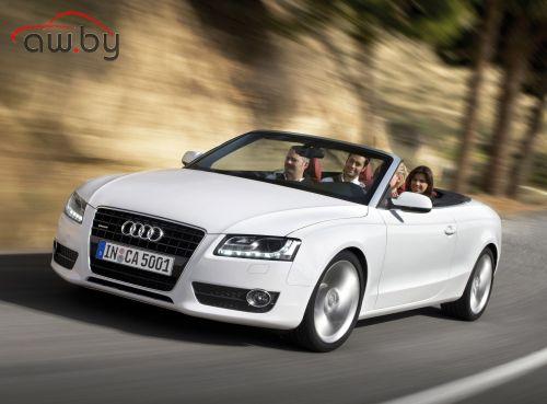 Audi A5 Cabrio 3.0 TDI quattro multitronic