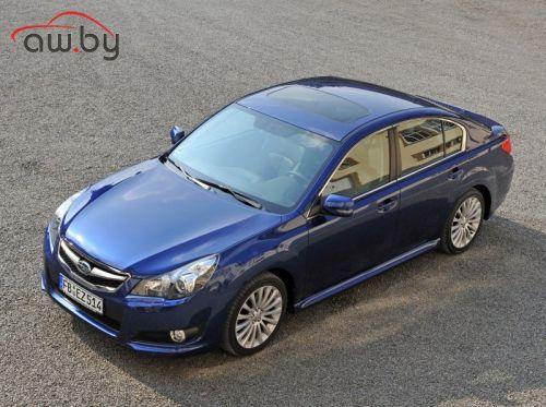 Subaru Legacy V 2.5 GT