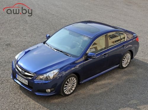 Subaru Legacy V 2.0 MT