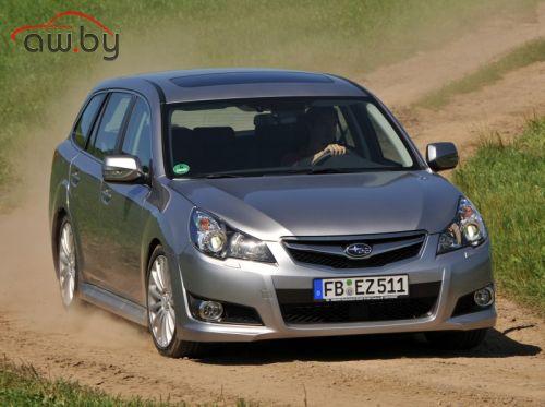 Subaru Legacy Wagon V 2.5 CVT