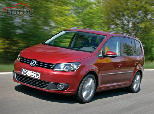 Volkswagen Touran  1.6 TDI AT