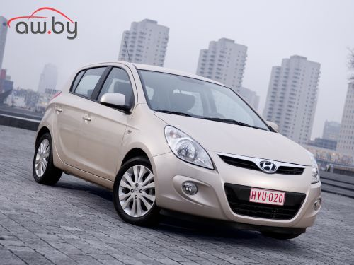 Hyundai i20 3-Door 1.4 AT