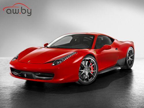 Ferrari 458 Italia 4.5 V8