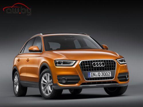 Audi Q3  2.0 TFSI MT quattro
