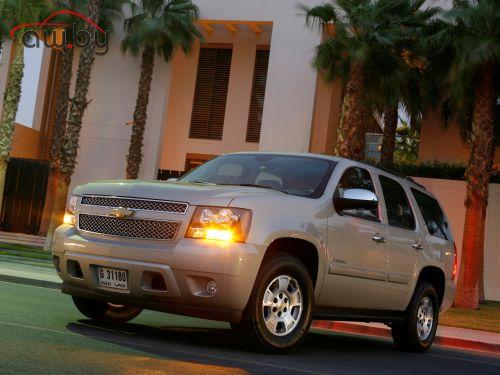 Chevrolet Tahoe GMT900 4.8 V8 AWD