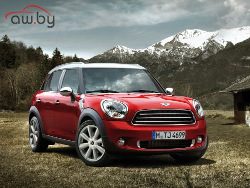 Mini Countryman   One AT