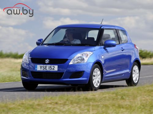 Suzuki Swift 5-Door 1.3 AT