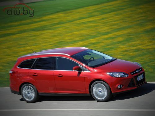 Ford Focus III Wagon 1.6 Ti-VCT