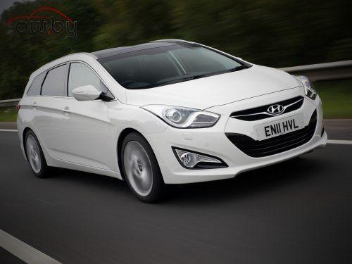 Hyundai i40 CW 2.0 GDI MT