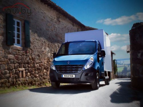 Renault Master L1H1 2.3