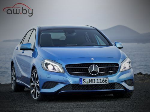 Mercedes A W176 180 BlueEFFICIENCY MT