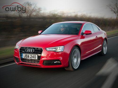 Audi A5 Coupe 3.0 TDI