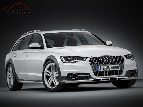 Audi A6 C7 Allroad 3.0 TDI quattro