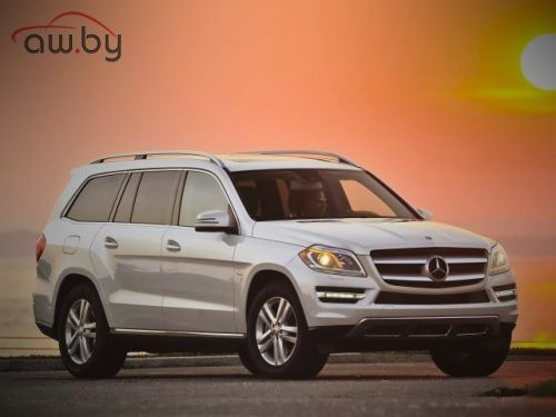 Mercedes GL X166 450 4MATIC BlueEFFICIENCY