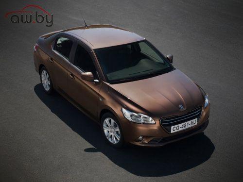 Peugeot 301  1.6 HDi MT