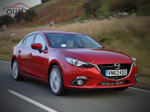 Mazda 3 Sedan 1.5 SKYACTIV-G AT