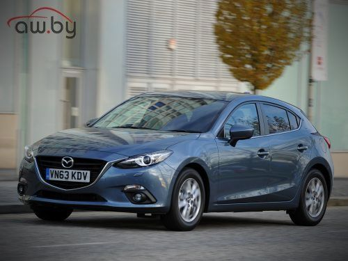 Mazda 3 Hatchback 2.2 D MT