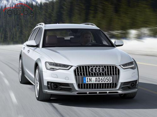 Audi A6 Allroad C7f 3.0 TFSI quattro S-tronic
