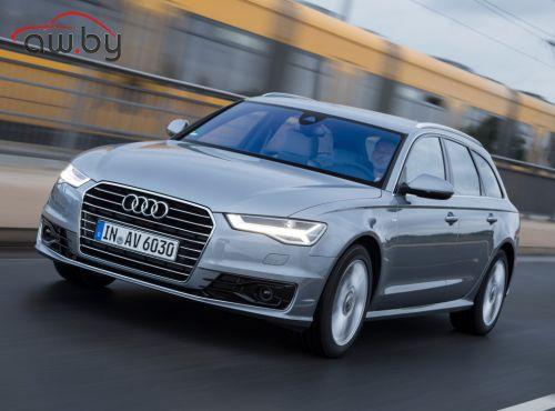 Audi A6 Avant C7f 2.0 TDI MT