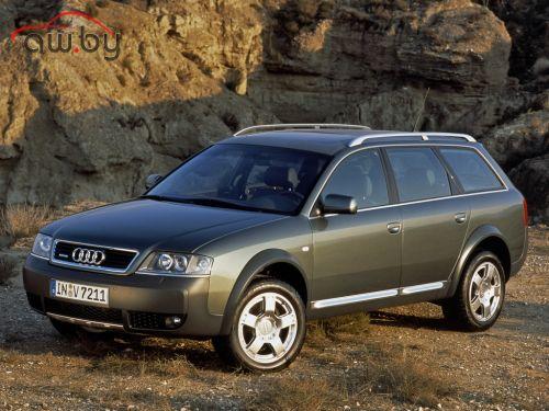 Audi A6 Allroad C5 4.2 quattro